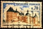 Sellos de Europa - Francia -  Castillo de Hautefort (Dordogne)