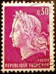 Sellos de Europa - Francia -  Tipo Marianne. La República de Cheffer