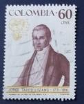 Sellos del Mundo : America : Colombia :  RESERVADO NELLIDA FERNANDEZ