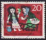 Sellos de Europa - Alemania -  Blancanieves