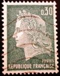 Sellos de Europa - Francia -  La Republica de Cheffer