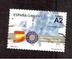 Sellos del Mundo : Europa : España :  RESERVADO RAFAEL ALONSO