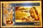 Sellos de America - Venezuela -  Campaña, Paga tus impuestos