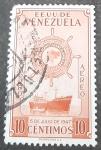 Sellos de America - Venezuela -  Flota Mercante Gran Colombia
