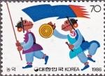 Sellos del Mundo : Asia : Corea_del_sur : KR 1434a (Scott)