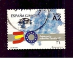 Sellos del Mundo : Europa : España :  CAMBIADO JGR