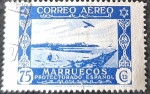 Sellos de Europa - España -  Marruecos español. Paisajes. Larache