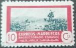 Sellos de Europa - España -  Marruecos español. Caza y pesca