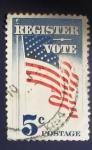 Sellos de America - Estados Unidos -  Elecciones