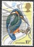 Sellos del Mundo : Europa : Reino_Unido : aves