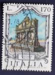Sellos de Europa - Italia -  Fuentes
