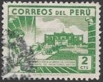 Sellos del Mundo : America : Perú : colonias infantiles