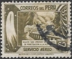 Sellos del Mundo : America : Perú : Balcón San Lorenzo