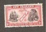 Sellos del Mundo : Oceania : Nueva_Zelanda :  RESERVADO DAVID MERINO
