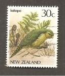 Sellos de Oceania - Nueva Zelanda -  INTERCAMBIO