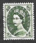 Sellos del Mundo : Europa : Reino_Unido : 303 - Isabel II de Inglaterra