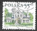 Sellos del Mundo : Europa : Polonia : 3386 - Fincas Rurales Polacas