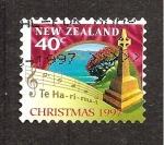 sello : Oceania : Nueva_Zelanda : INTERCAMBIO