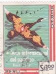 sello : America : Perú : FERIA INTERNACIONAL DEL PACÍFICO