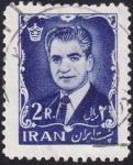 Sellos de Asia - Irán -  Shah Reza Pahlavi