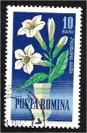 de Europa - Rumania -  Flores de jardín, planta