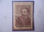 de America - Argentina -  José Manuel Estrada (184-/94) Educador y Político- Centnario de su Nacimiento (1842-194)