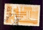 Sellos de America - Brasil -  INTERCAMBIO