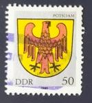 Sellos de Europa - Alemania -  Heraldica