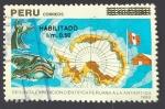 Sellos de America - Perú -  Expedicion