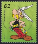 Sellos del Mundo : Europa : Alemania : Asterix