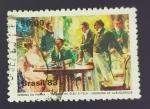Sellos de America - Brasil -  RESERVADO FRANCISCO DEL AMO