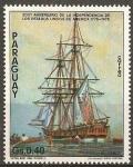 Sellos del Mundo : America : Paraguay : Bicentenario de los EEUU