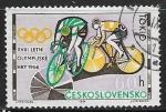 Sellos del Mundo : Europa : Checoslovaquia :  Juegos Olimpicos de Verano 1964 - Tokio