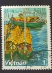 Sellos del Mundo : Asia : Vietnam :  Barcos
