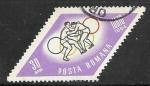 Sellos del Mundo : Europa : Rumania :  Juegos Olimpicos de verano 1964 - Tokio