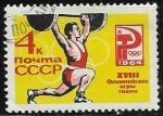 Sellos del Mundo : Europa : Rusia :  Juegos Olimpicos de verano 1964 - Tokio