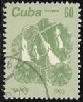 Sellos del Mundo : America : Cuba :  PLanta de Tabaco