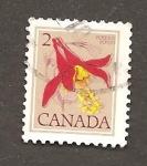 Sellos del Mundo : America : Canadá :  RESERVADO MIGUEL ANGEL SANCHO