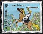 Sellos del Mundo : Europa : Rumania : Dibujos animados - Novacestii