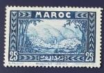 Sellos de Africa - Marruecos -  RESERVADO FRANCISCO DEL AMO