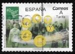 Sellos del Mundo : Europa : España : 40 Aniversario del Sistema de Seguridad Social