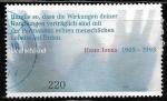 Sellos del Mundo : Europa : Alemania :  Hans Jonas 1903 - 1993 - manos
