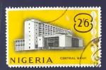 Sellos de Africa - Nigeria -  RESERVADO FRANCISCO DEL AMO