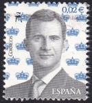 Sellos del Mundo : Europa : España : Rey Felipe VI