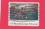 Sellos del Mundo : America : Estados_Unidos : Bicentenial