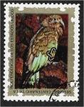 Sellos del Mundo : Africa : Guinea_Ecuatorial : Bicentenario Americano (IV) (Animales). Kea (Nestor notabilis)