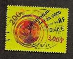 sello : Europa : Francia : RESERVADO JORGE GOMEZ