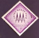 Sellos de Europa - Hungría -  Acronimo