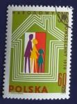 Sellos del Mundo : Europa : Polonia : Alegorias