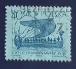 Sellos del Mundo : Europa : Polonia : Barcos